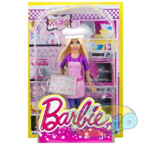 "Papusa Barbie ""Casier"" seria ""Pot sa fiu"""