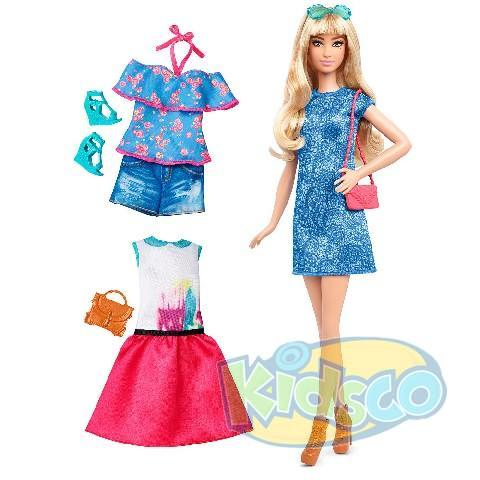 "Papusa Barbie ""Fashionista"" set fashion ast"