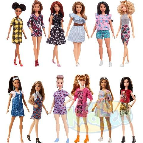 "Papusa Barbie seria ""Fashion"" ast"
