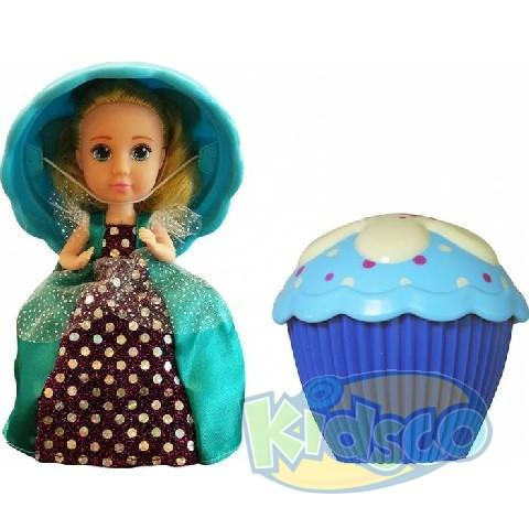"Papusa seria "" Cupcake Aromat"" S2 (12 modele in asortiment)"