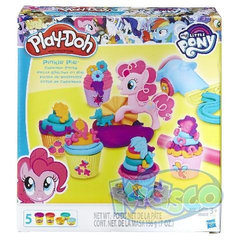 PD MLP PINKIE PIE CUPCAKE PARTY