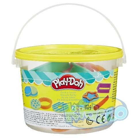 PD PLAYDOH MINI BUCKET AST