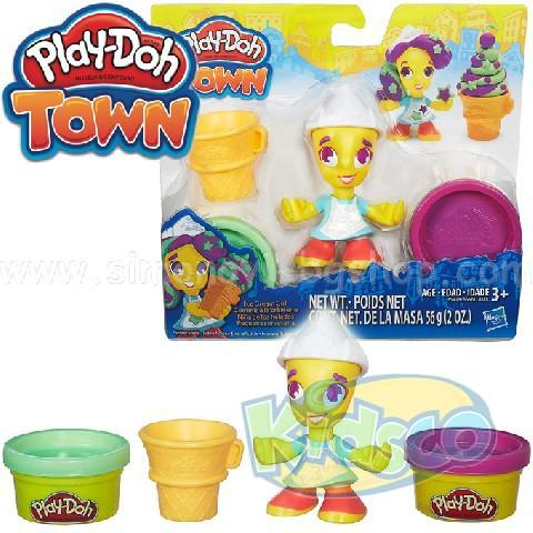 PD PLAYDOH TOWN FIGURE AST
