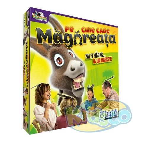 Pe cine cade magareata? (Don't be a donkey)