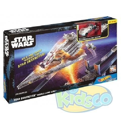 "Pista HW Carships seria ""Star Wars"""