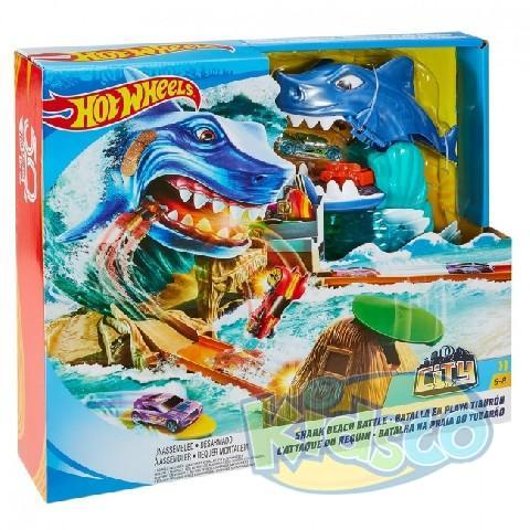Pista HW City Gigant Shark