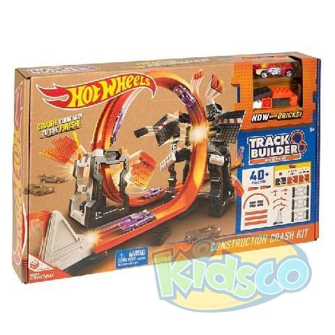 Pista HW Track Builder Crush Kit