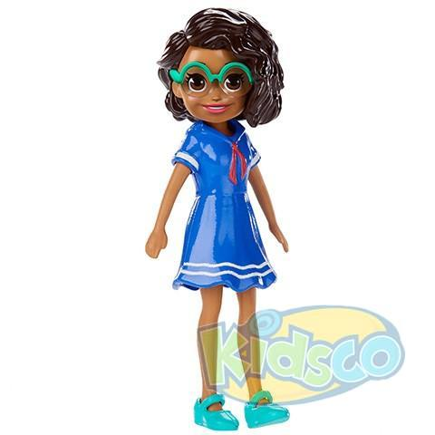 Polly Pocket Impulse Doll Asst.