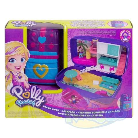 Polly Pocket Set in asort.