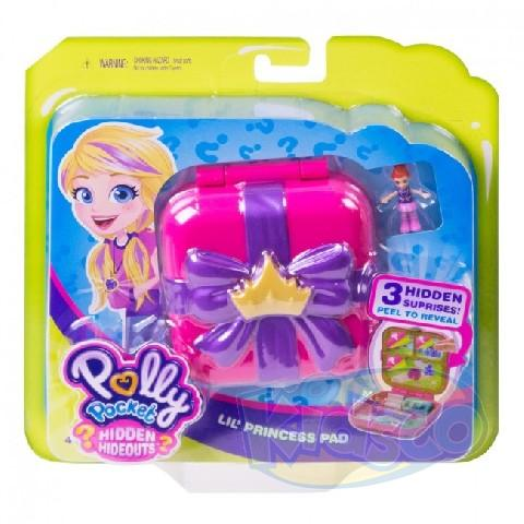 Polly Pocket Tinuturi Secrete asort.