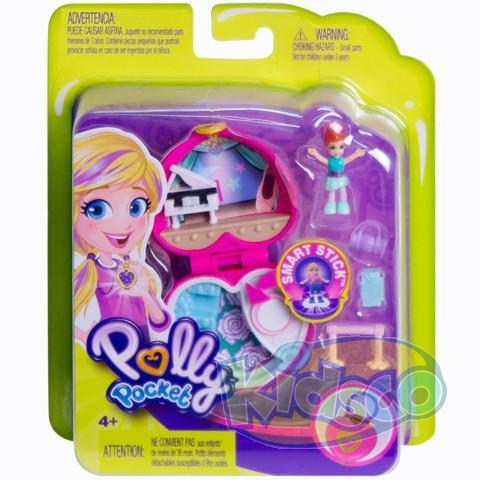 Polly Pocket Tiny Places Asst.
