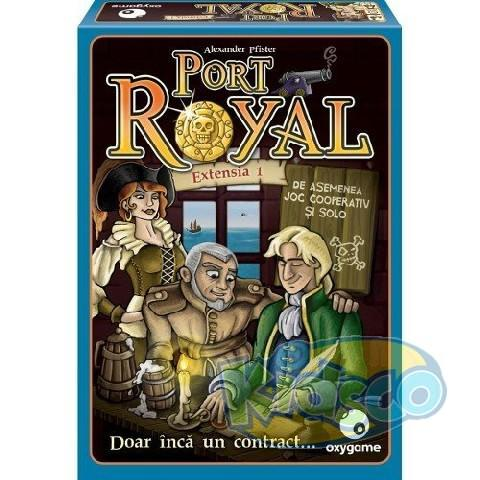 Port Royal: extensia 1