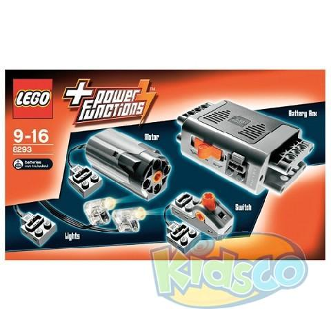Power Functions Motor Set