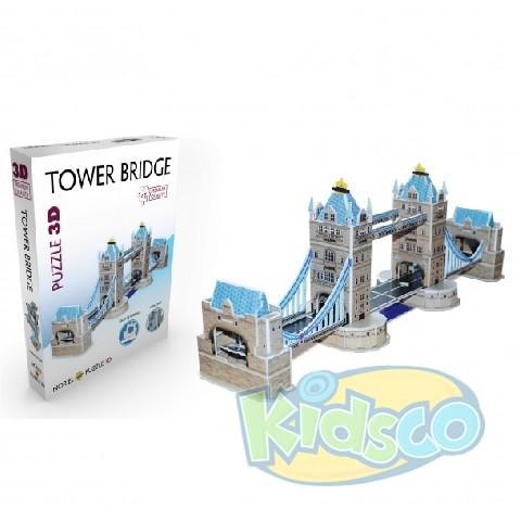 Puzzle 3D - Tower Bridge 2017