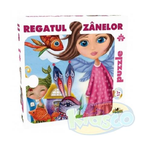 Puzzle 54 pcs - Regatul zanelor