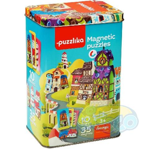 "Puzzlika/Magnetic Puzzles ""House"""