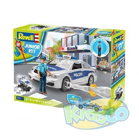 Revell-Police Car with Figure