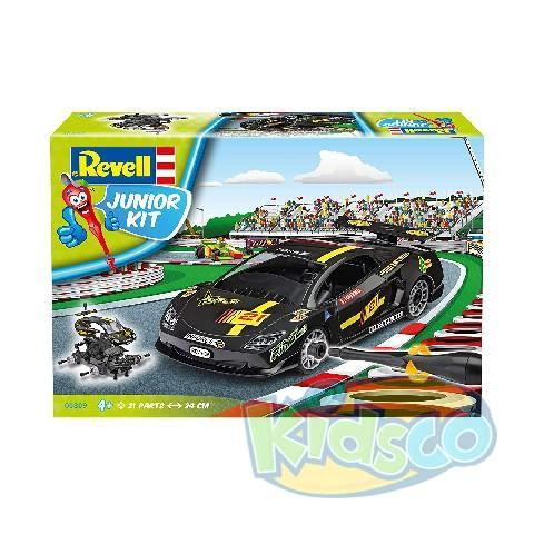 Revell-Racing Car, black