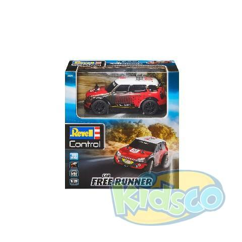 "Revell-RC Rally Car ""Free Runner"""