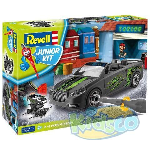 Revell-Roadster Tuning Design