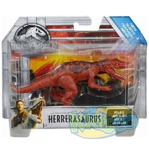 "Set figurine ""Jurassic World 2"" ast"