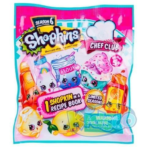 Set figurine SHOPKINS S6 (86 in asort.)