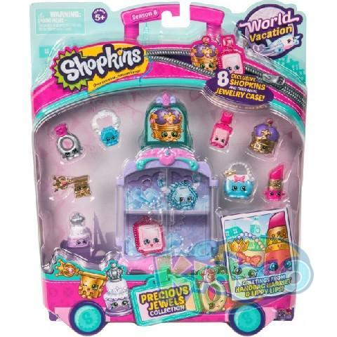 Set Shopkins S8 - Precious Jewels