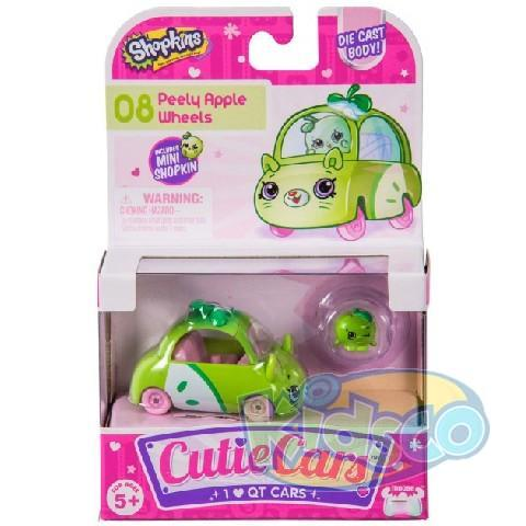 SHOPKINS CUTIE CARS S1 - APPLE-VRUM