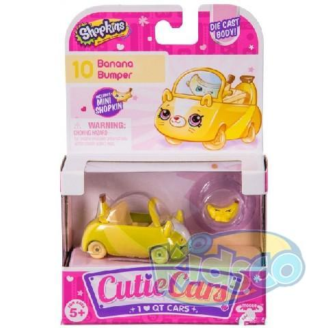 SHOPKINS CUTIE CARS S1 - BANAN