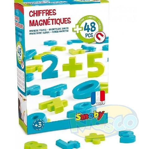 "Smoby Set ""48 cifre magnetice"""