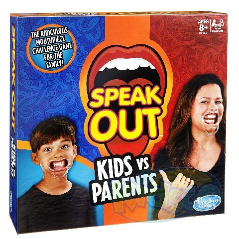 Speak Out Kids VS Parents
