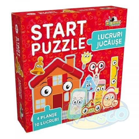 Start Puzzle 4 in 1-Lucruri jucause (2017)