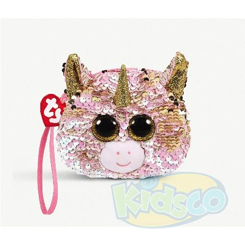 TF Sequins FANTASIA - unicorn 10 cm (wristlet)