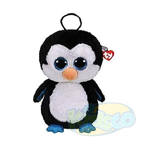 TF  WADDLES - penguin 25 cm (backpack)