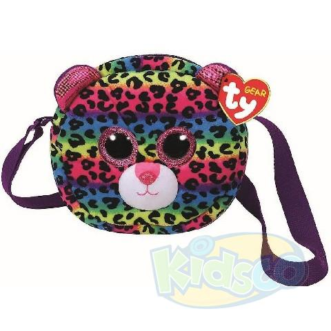 TG DOTTY - multicolor leopard 15 cm (shoulder bag)