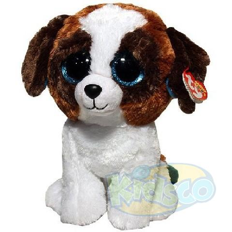 TG DUKE - brown-white dog 25 cm (backpack)