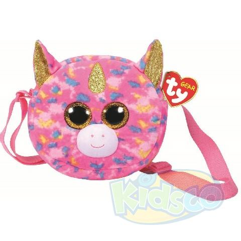 TG FANTASIA - unicorn 15 cm (shoulder bag)