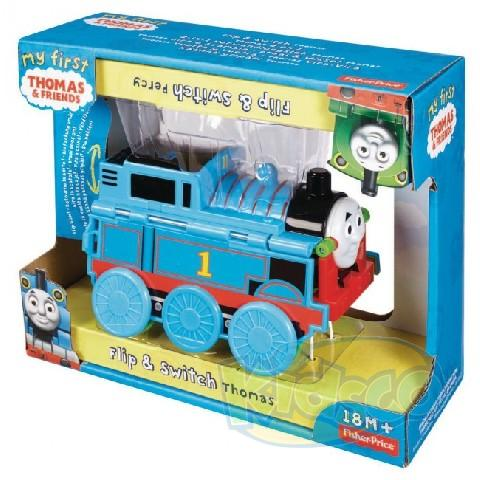 "Thomas: 2 in 1 ""Persy & Thomas"""