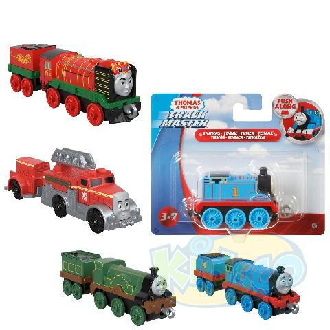 Thomas&Friends Small Push Engine Ast.