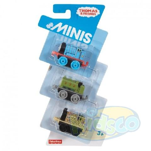 "Thomas: Set ""Mini-Locomotiva"""