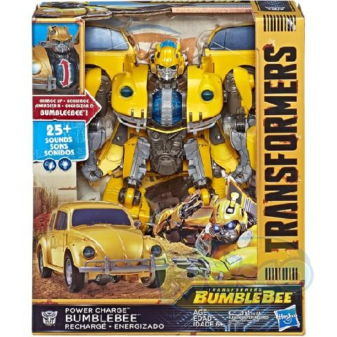 TRA MV6 POWER CHARGE BUMBLEBEE