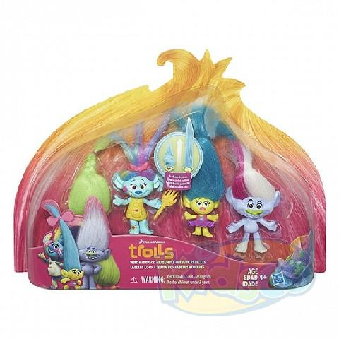 TRS SMALL TROLL TOWN MULTIPACK AST