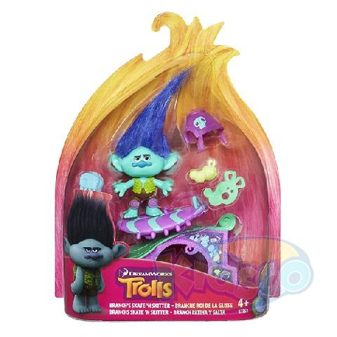TRS SMALL TROLL TOWN STORY PACK AST