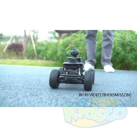 WIFI four-wheel drive Climbing car (480p Camera) 2.4G