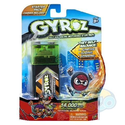 ZURU Gyroz - 1PK with Charger Bulk 24PCS