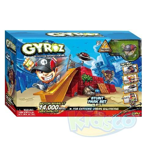 ZURU Gyroz - Playset With Charger 6PCS