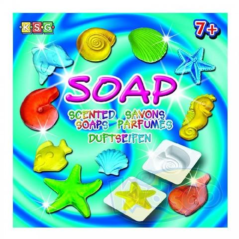 SEQUIN ART - SCENTED SOAP