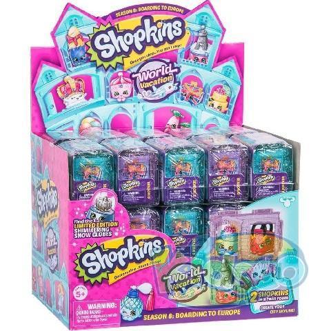 Set figurine Shopkins seria S8 casuta 89de03ff17175